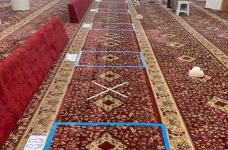 وضع اللمسات النهائية لفتح 90 ألف مسجد وجامع فجر الأحد المقبل - المواطن