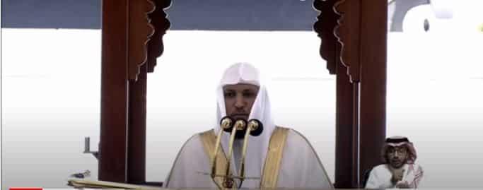 فيديو.. خطيب الحرم المكي: لئن انقضى شهر الصيام فالحياة كلها فرصة للطاعة