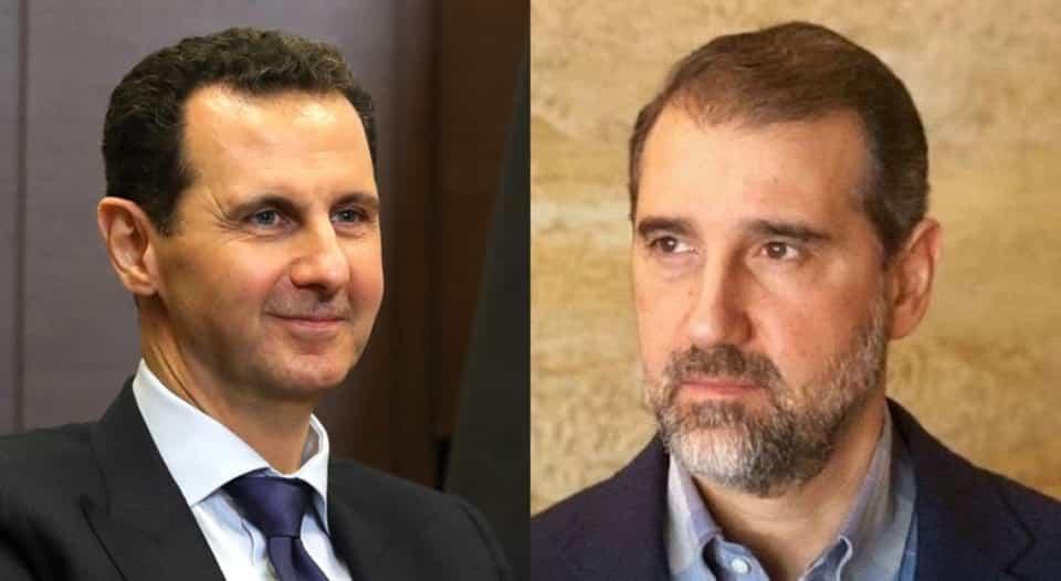 صراع بشار الأسد ورامي مخلوف يطيح بوزير وإيران وروسيا على الخط !