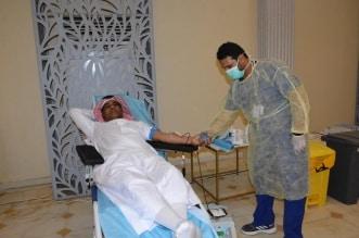 تبرع بالدم صامطة1