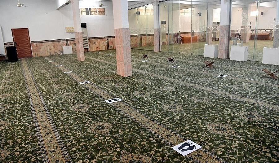 6600 جامع ومسجد في جازان جاهزون لاستقبال المصلين غدًا