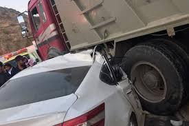 إصابة شخصين في تصادم مركبة وشاحنة على طريق الساحل الجديد - المواطن