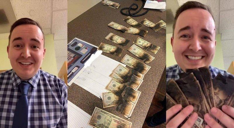 """مختص لـ"""" المواطن"""": المايكرويف لا يعقم النقود بل يحرقها"""