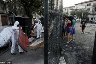 17110 إصابات جديدة بـ كورونا في البرازيل - المواطن