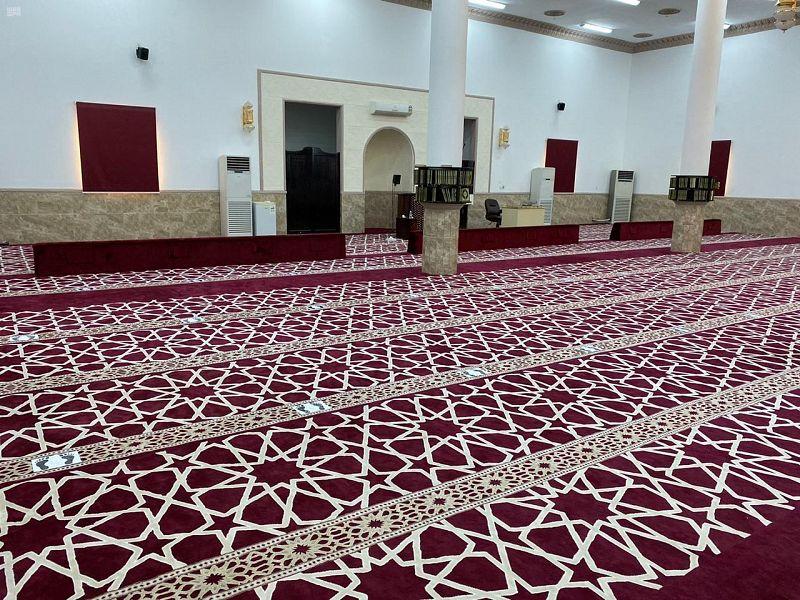 جوامع ومساجد جدة جاهزة لاستقبال المصلين