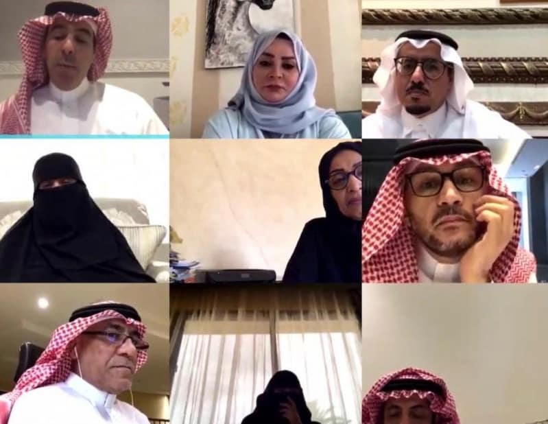 الشورى: حقوق الإنسان تعززت خلال جائحة كورونا
