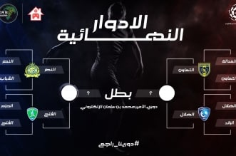 دوري محمد بن سلمان الالكتروني
