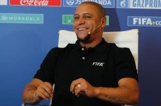 البرازيلي روبرتو كارلوس