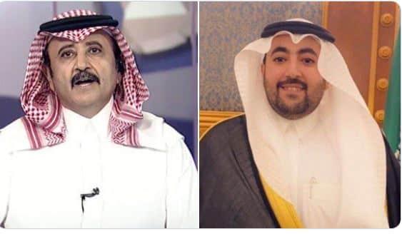أول تعليق من سبأ باهبري بعد تعيين ابنه طراد مديرًا للشؤون الخاصة لولي العهد