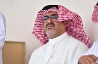 رئيس نادي ضمك صالح أبو نخاع