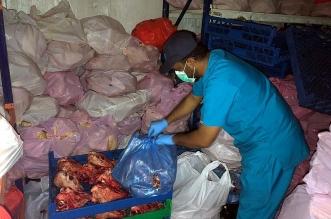 ضبط مسلخ مخالف وإتلاف 17 طنًا من المواد الغذائية الفاسدة بالشرقية - المواطن