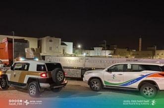 ضبط مندوب مخالف لاشتراطات النقل والتخزين للمعقمات في القصيم - المواطن