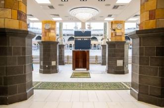 الهلال الأحمر في المسجد الحرام يكثّف استعداداته للعشر الأواخر - المواطن
