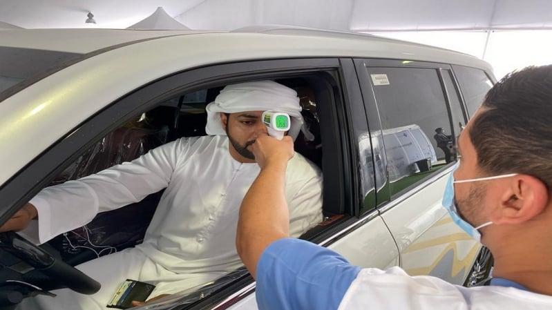 رصد 391 حالة كورونا جديدة في الإمارات