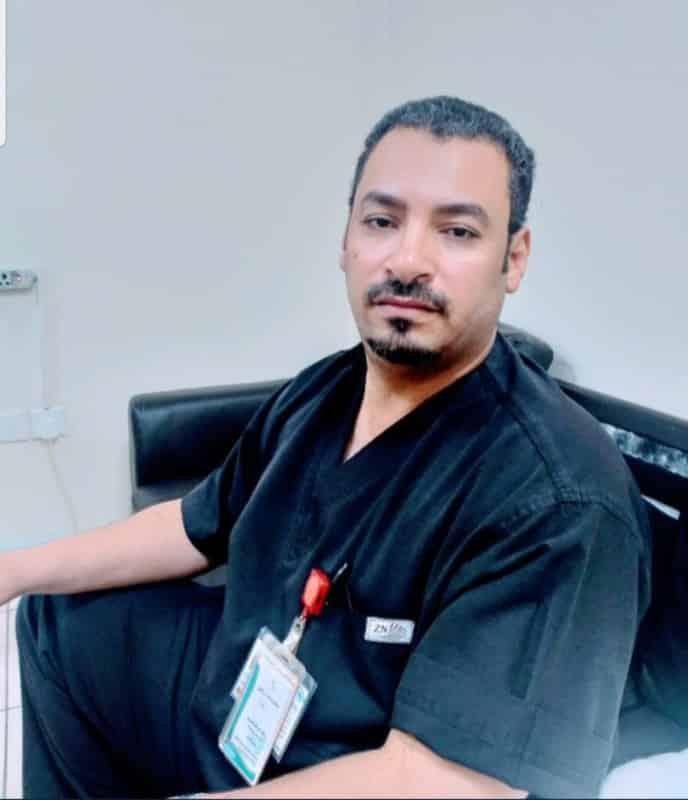 كواليس اللحظات الأخيرة في حياة الممرض خالد الحسيني