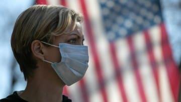 24,481 إصابة جديدة بـ كورونا في أمريكا خلال 24 ساعة