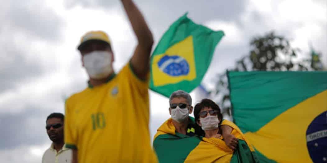 البرازيل ترفع الإغلاق تدريجيًّا.. ثاني أخطر بؤرة كورونا بالعالم