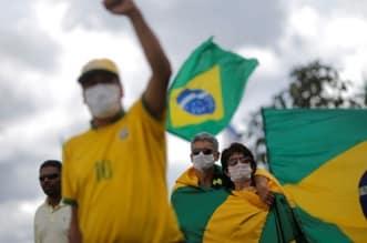 البرازيل ترفع الإغلاق تدريجيًّا.. ثاني أخطر بؤرة كورونا بالعالم - المواطن