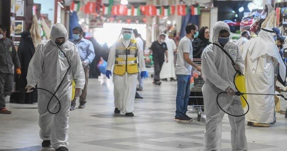 شفاء 1382 حالة من كورونا في الكويت