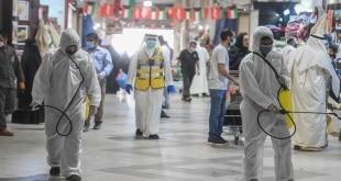 الكويت تسجل 719 إصابة جديدة بكورونا و8 وفيات