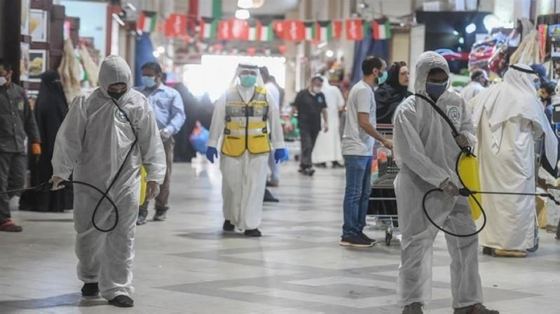 775 حالة كورونا جديدة في الكويت و7 وفيات