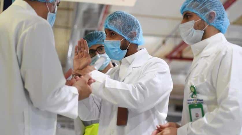 عمان تسجل 5 وفيات و1404 إصابات جديدة بـ كورونا