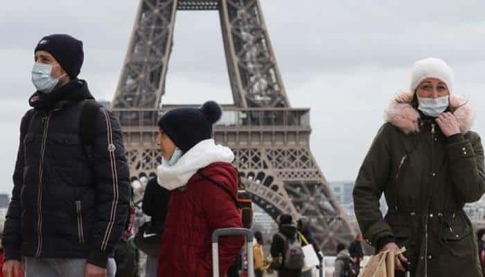 فرنسا تسجل 44 وفاة بفيروس كورونا خلال 24 ساعة