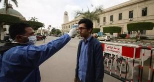 انخفاض جديد في إصابات كورونا في مصر