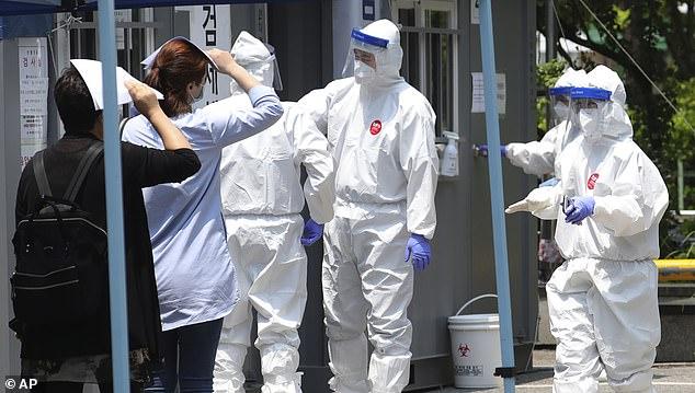 مخاوف من دخول كوريا الجنوبية الموجة الثانية من فيروس كورونا