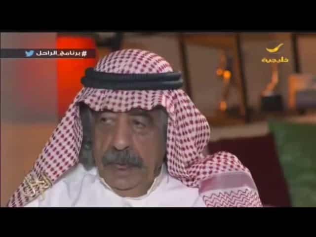 السدحان: محمد العلي مهندس الدراما الخليجية له دور كبير في ظهوري - المواطن