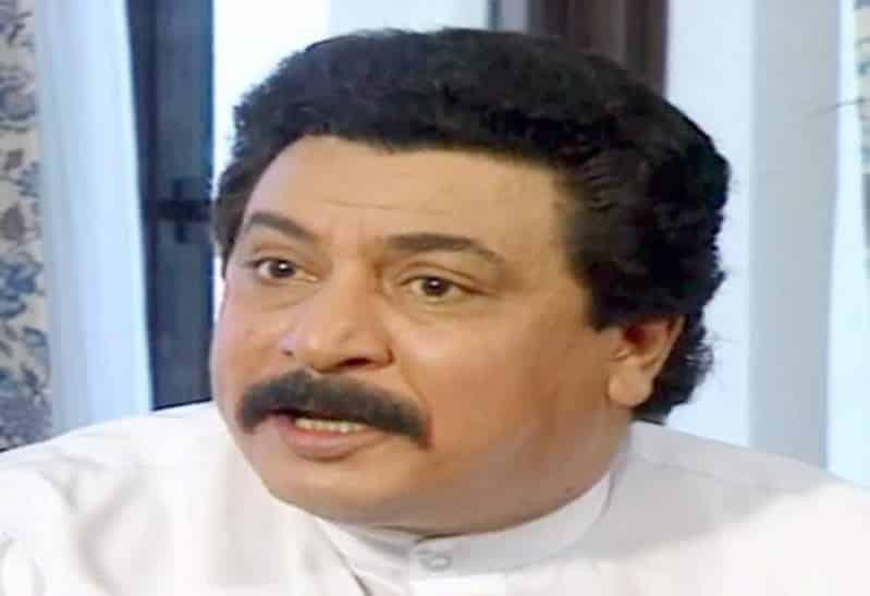 السدحان: محمد العلي مهندس الدراما الخليجية له دور كبير في ظهوري