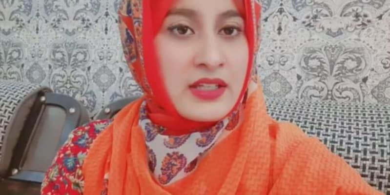 العناية الإلهية تنقذ المضيفة مديحة من كارثة الطائرة الباكستانية
