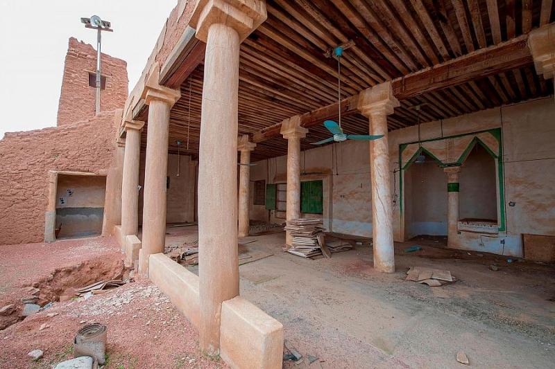 مسجدا الجراد 1