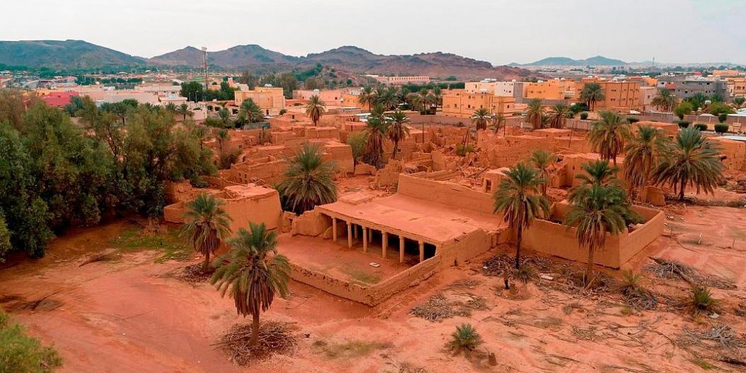 ضمن مشروع محمد بن سلمان .. ماذا تعرف عن مسجدي الجراد وقفار ؟