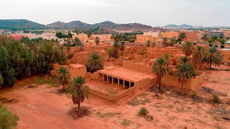 مسجدا الجراد