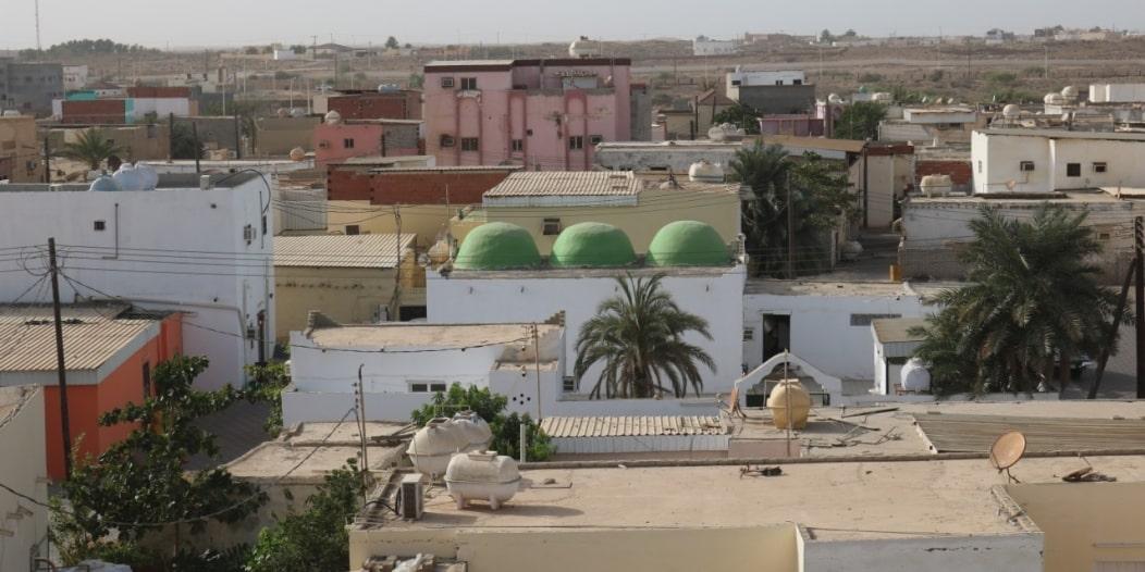 ضمن مشروع محمد بن سلمان .. مسجد التابوت أنشئ قبل 300 عام ويتسع لـ164 مصليًا