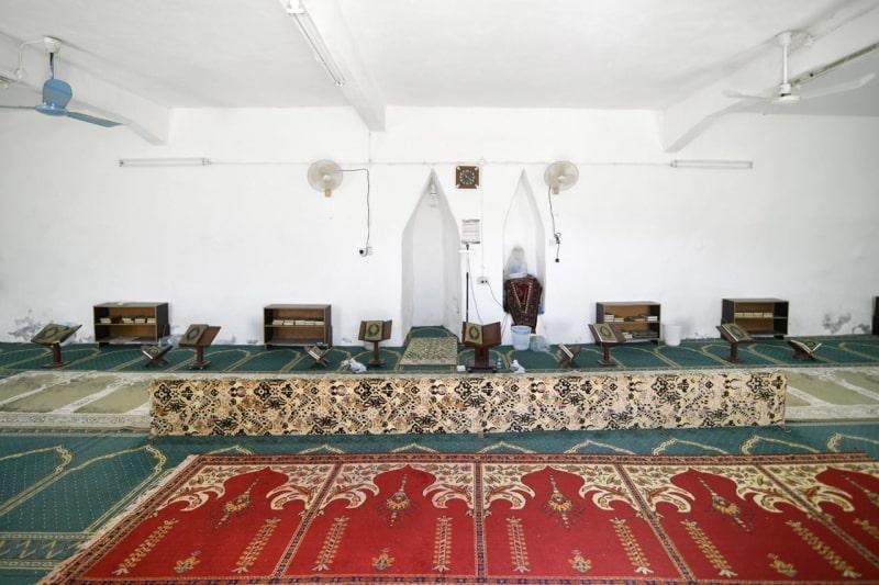 مسجد عاكسة التراثي بُني قبل 100 عام ليصبح منارة ثقافية وعلمية - المواطن