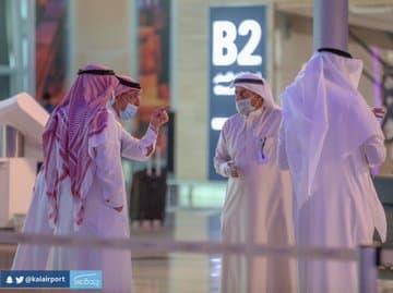 بالصور والفيديو.. فرح بالتحليق في سماء السعودية - المواطن