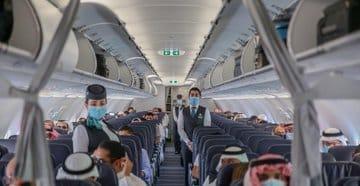 بالصور والفيديو.. فرح بالتحليق في سماء السعودية