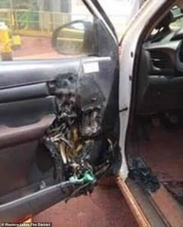 العواقب وخيمة.. تحذيرات شديدة من ترك معقم اليدين في السيارة - المواطن