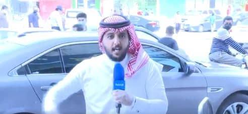 فيديو.. تكدس العمالة في شوارع الرياض رغم كورونا