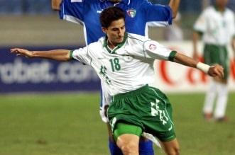 نواف التمياط مع المنتخب السعودي