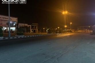 فيديو.. شوارع محايل تشهد على تجاوب وانضباط الأهالي بـ منع التجول - المواطن