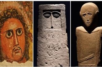 رجل المعاناة من 6 آلاف عام.. ماذا تعرف عن أشهر القطع الأثرية السعودية؟ - المواطن