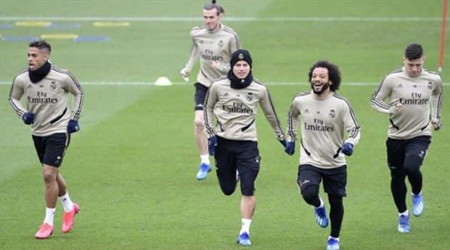 طوارئ في ريال مدريد قبل استئناف الدوري الإسباني