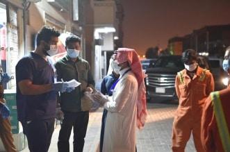 6500 جولة رقابية ومليون لتر معقمات لتطهير أحياء منطقة تبوك - المواطن