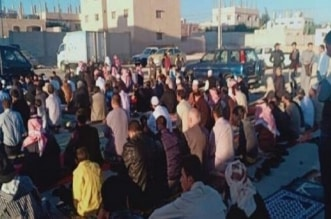 صلاة العيد في الاردن رغم الحظر