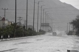 أمطار وزوابع رعدية على رجال ألمع والمدني يحذر - المواطن