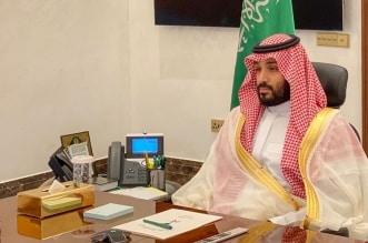 ولي العهد : نحن مقبلون على خير دائمًا بهمة رجال المملكة سواء عسكريين أو مدنيين - المواطن