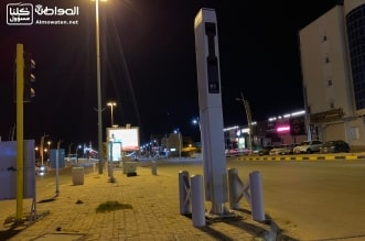 فيديو.. تركيب 5 كاميرات ساهر بحفر الباطن - المواطن